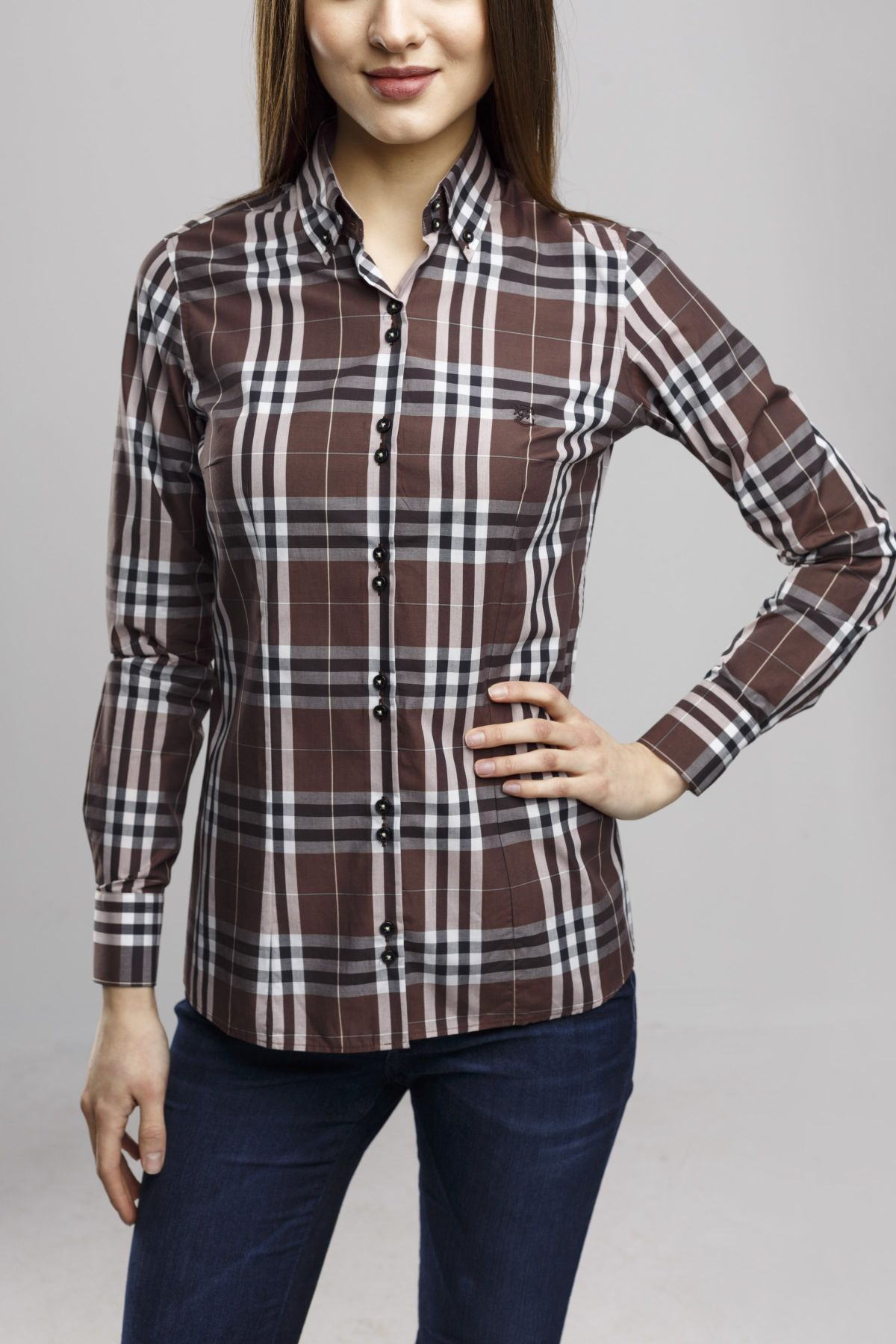 Купити жіночі сорочки Franttini у Києві з доставкою по Україні 4692428c48670